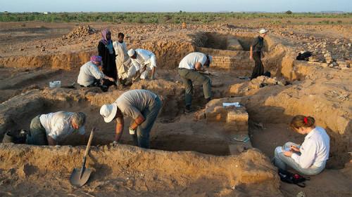 Archeologia, scoperto in Sudan un antico altare in basalto