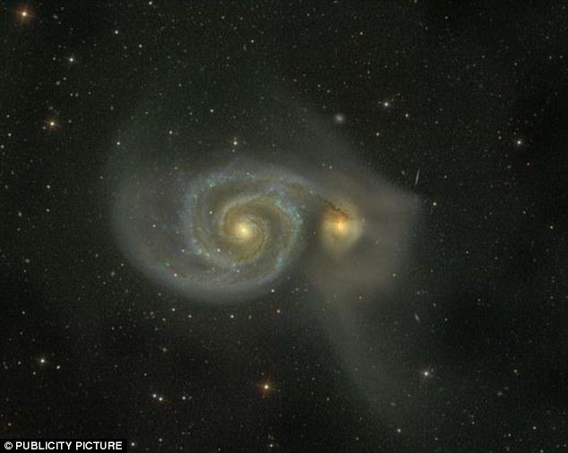 Astronomi scoprono segni di forti terremoti nella Via Lattea