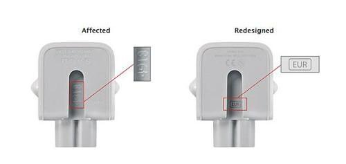Apple, come riconoscere gli adattatori difettosi