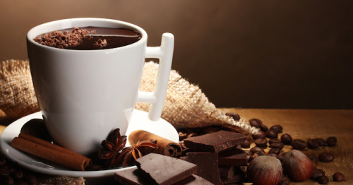Caffè, thè e cioccolato fanno bene alla salute