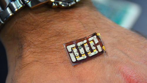 Dispositivi elettronici del futuro in grado di alimentare il nostro corpo