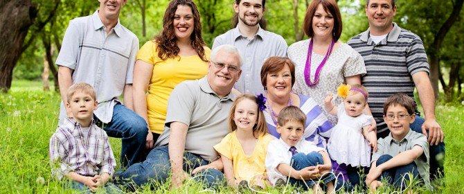 Invecchiamento: avere tanti figli rende le donne più giovani