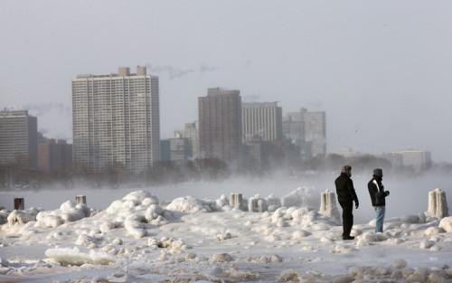 Stati Uniti, in arrivo un'intensa ondata di gelo e neve