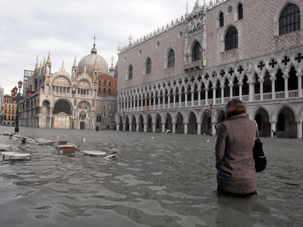 Cambiamenti climatici: l'innalzamento del livello dei mari è il doppio delle previsioni