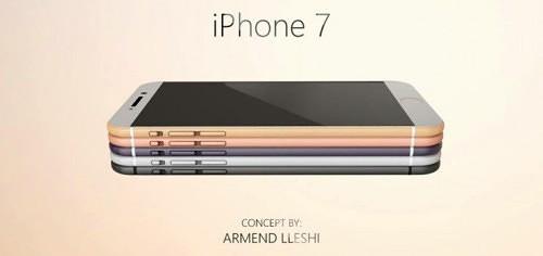 Iphone 7, tutte le caratteristiche e le novità