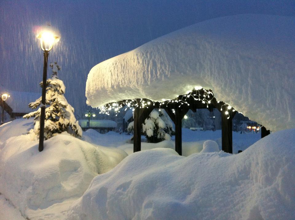Freddo e neve, arriva l'Inverno sull'Italia