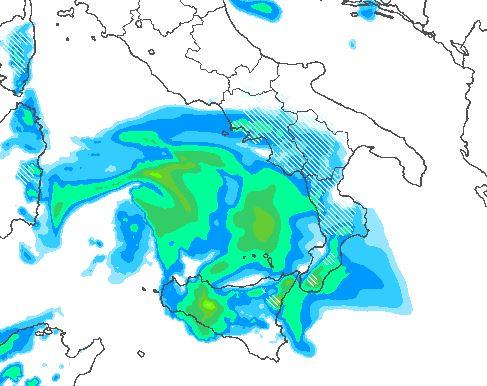 Neve Napoli domani Martedì 19 Gennaio, seria possibilità