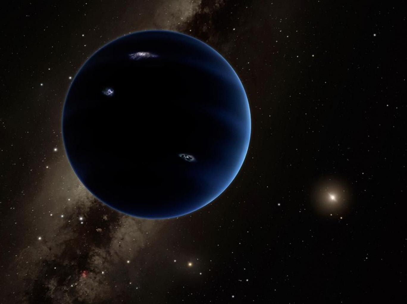 Pianeta Nove sta dominando il bordo esterno del Sistema Solare