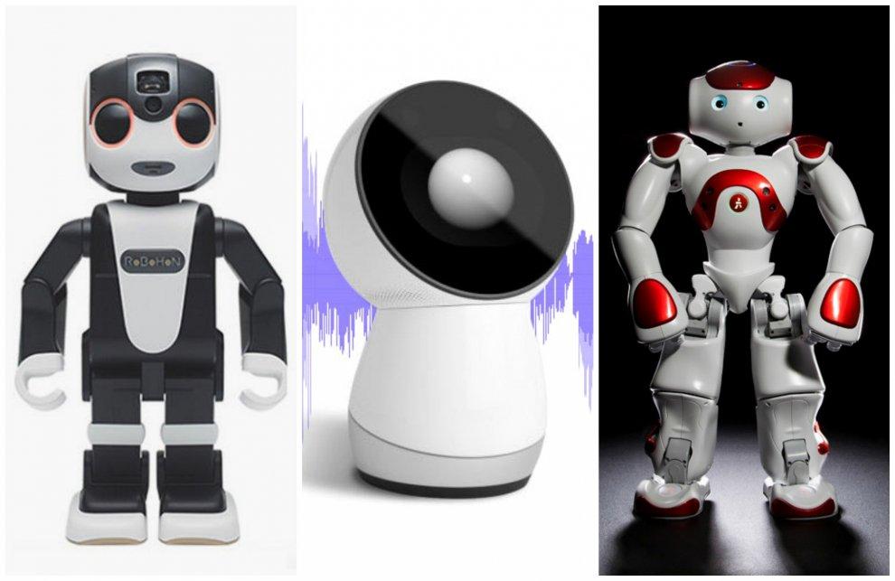 Robot che riordina gli scaffali: l'ultima invenzione per la casa