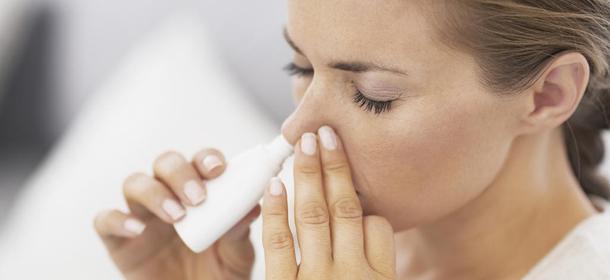 Gravidanza, spray nasale per alleviare i dolori del parto