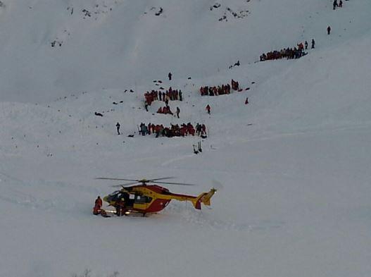 Valanga sulle Alpi francesi, tre le vittime