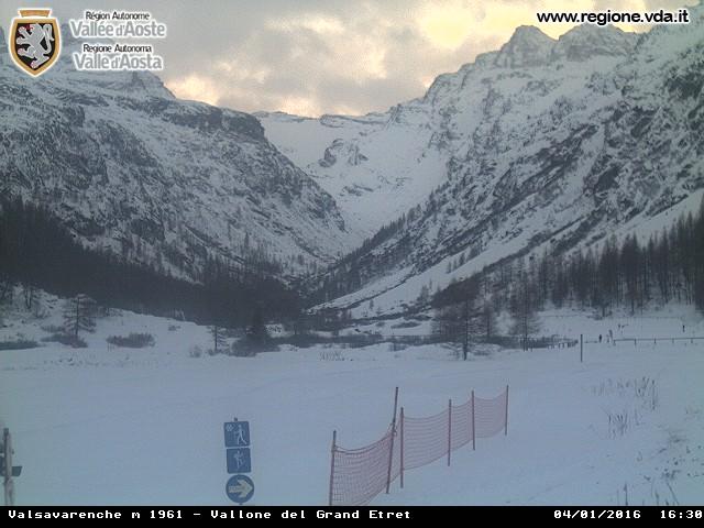Neve sulle Alpi, finalmente abbondante sui settori occidentali