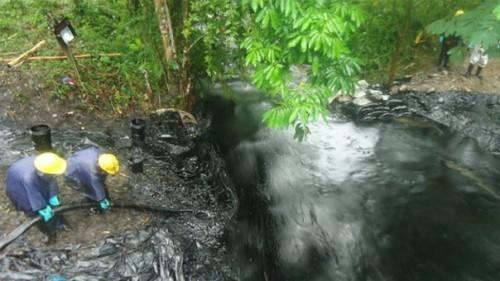Amazzonia: petrolio nel fiume Marañon: ecosistema compromesso