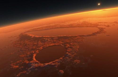 Spazio: viaggio su Marte in mezz'ora? Secondo la NASA si può