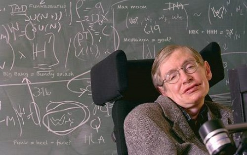 Onde gravitazionali, i complimenti di Stephen Hawking