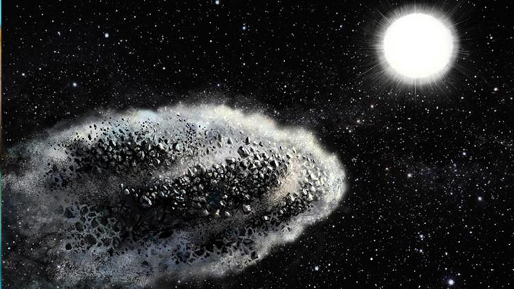 Astronomia, è il Sole a distruggere gli asteroidi