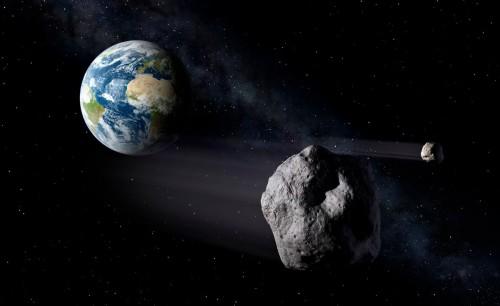 L'impatto di un asteroide può cambiare il clima della Terra?