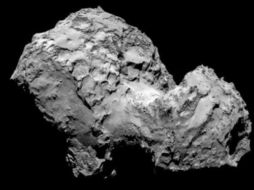 Spazio: quanto pesa la Cometa 67P? La risposta degli esperti