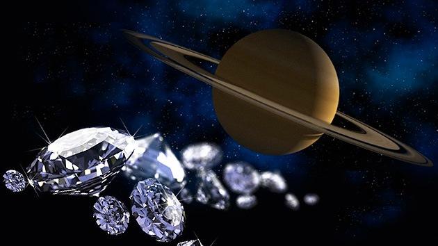 Giove e Saturno, ecco perché piovono diamanti