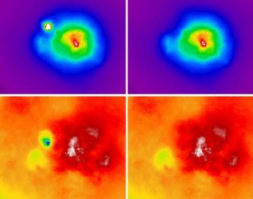 Astronomia, catturato il momento della fusione tra due galassie