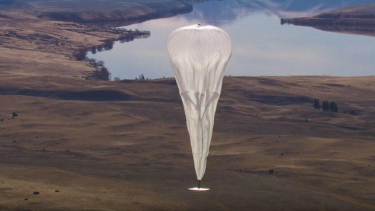 Google, sviluppato un materiale più leggero dell'aria