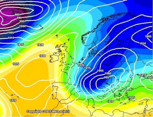 Tendenza Meteo: svolta invernale a Marzo, tornano freddo e neve