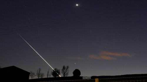 Meteorite si schianta nella provincia di Cordoba, in Spagna