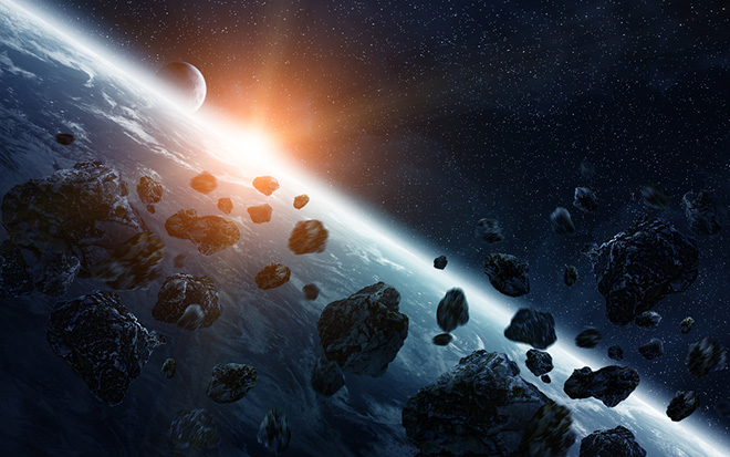 Meteoriti in Antartide potrebbero svelare i segreti del Sistema Solare