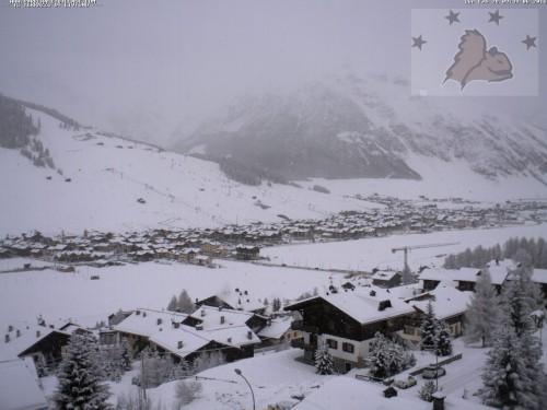 Neve copiosa su tutto l'arco alpino, scenari mozzafiato