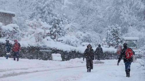 Tendenza meteo: ipotesi di freddo e neve a fine febbraio