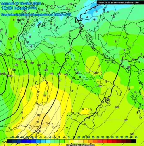 Neve in pianura nella giornata di Sabato? Milano e Torino a rischio? La tendenza