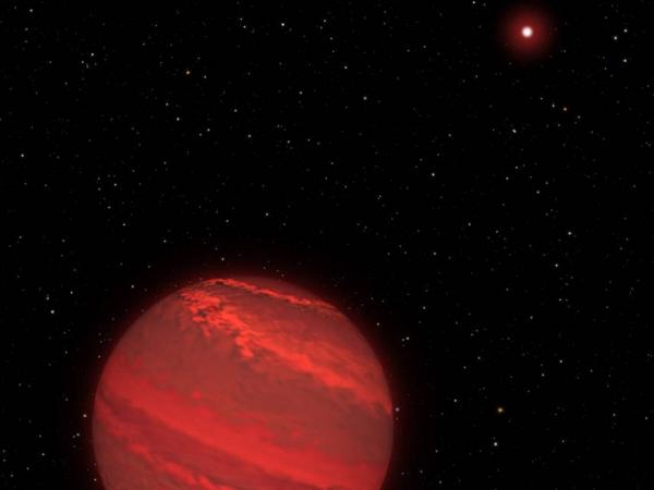 Astronomia: 2M1207b, il pianeta dove la pioggia è di ferro e vetro fusi
