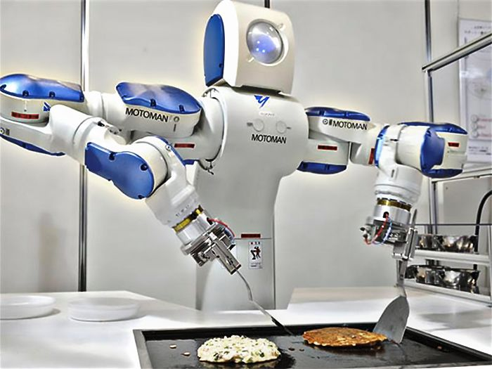 Robot al posto degli uomini: nel futuro boom di disoccupazione?