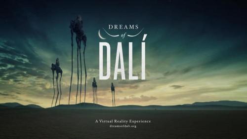 Realtà virtuale Salvador Dalì: un viaggio nei quadri dell'artista spagnolo