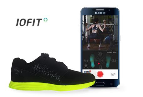 Mobile World Congress: Samsung pensa i sensori nelle scarpe