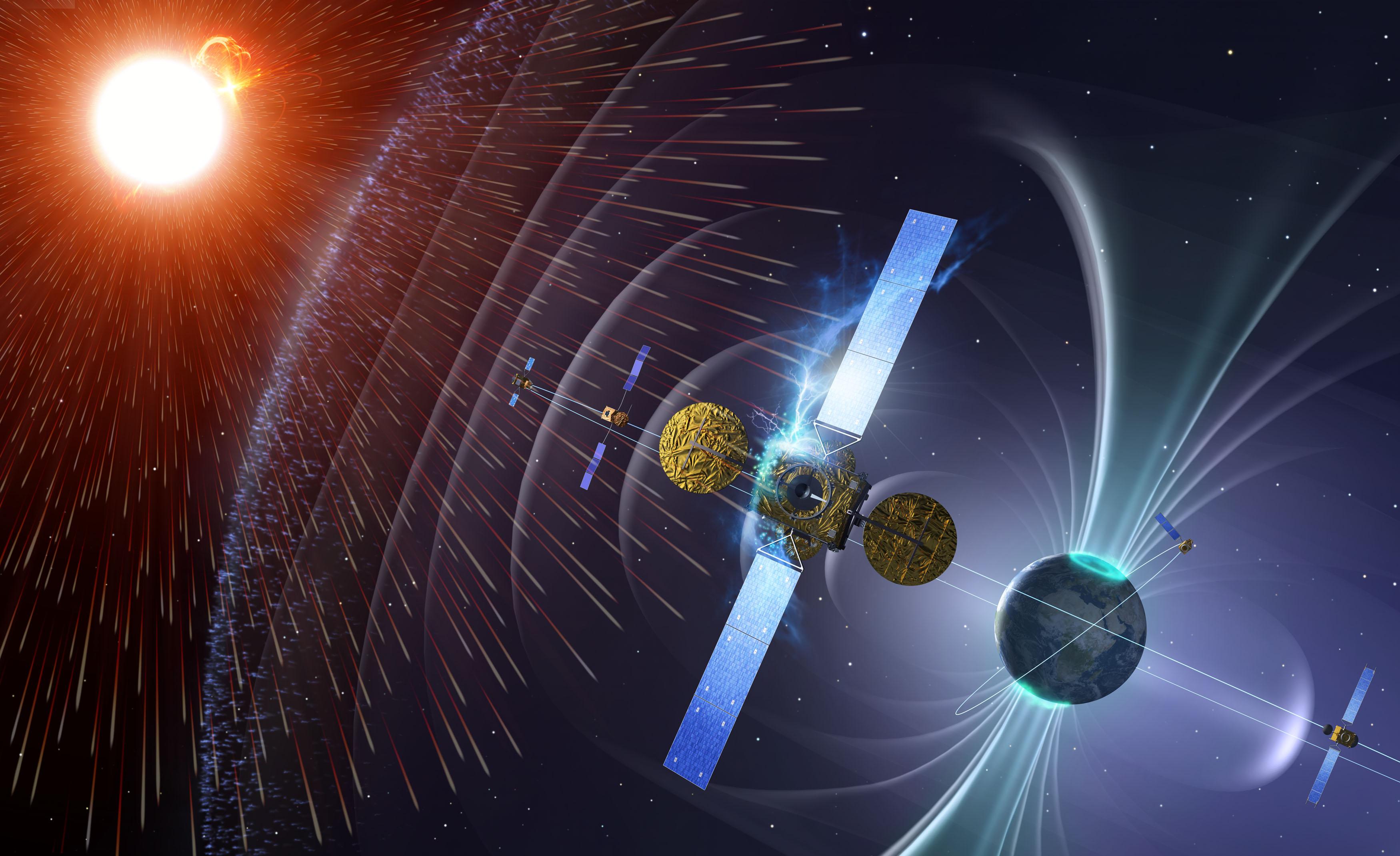 Space weather, il futuro dell'astronomia