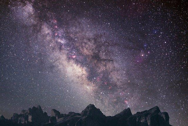Via Lattea, la mappa dell'intera galassia in un video