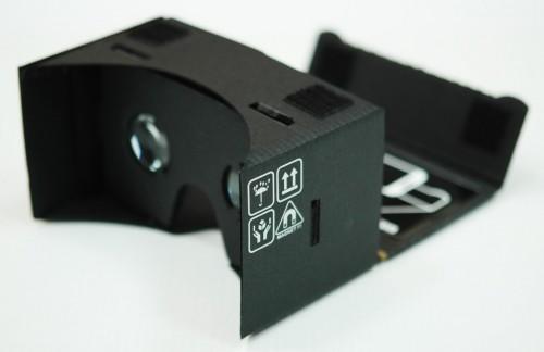 Google, arriva il visore per la realtà virtuale