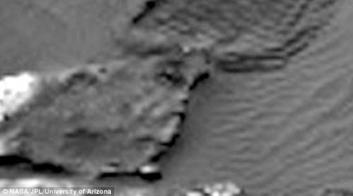 Volto misterioso su Marte, di cosa si tratta?
