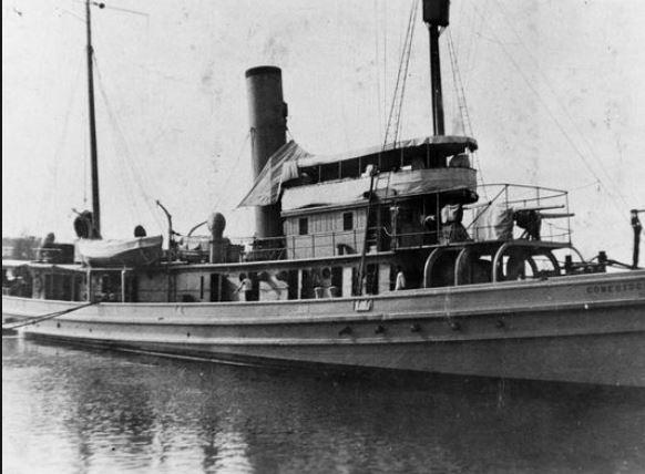 Identificato il relitto del Conestoga, nave Usa scomparsa nel 1921