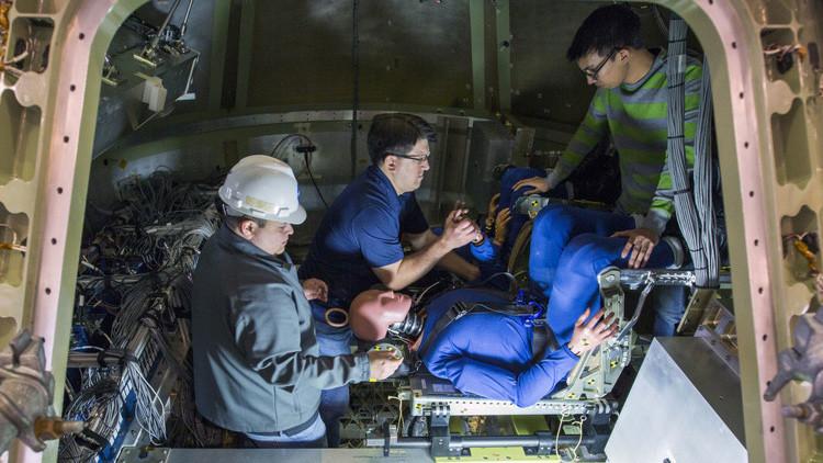 NASA, primi test su un modello della navicella Orion