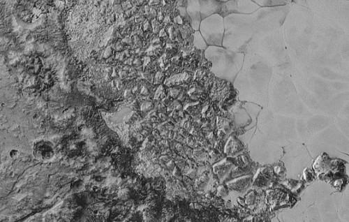 Plutone, fiumi e laghi di azoto liquido dominavano il Pianeta nano