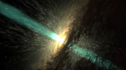 Quasar, il getto di plasma è molto più caldo e luminoso del previsto