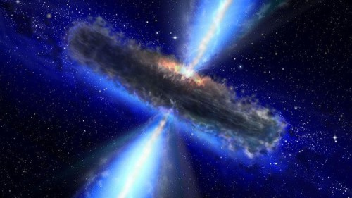 Astronomia, scoperto enorme oceano cosmico nelle profondità dell'Universo