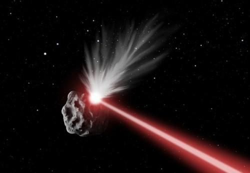 NASA, ecco l'arma laser che proteggerà la Terra dagli asteroidi