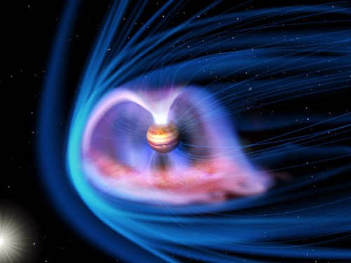 Giove, le incredibili aurore polari del gigante gassoso