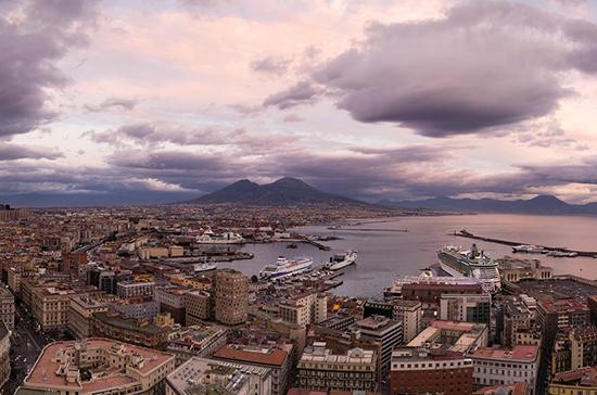 Boato Napoli: città sconvolta nel cuore della notte