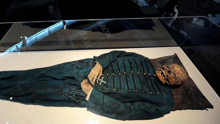 Cancro, una mummia ne scredita il mito più popolare