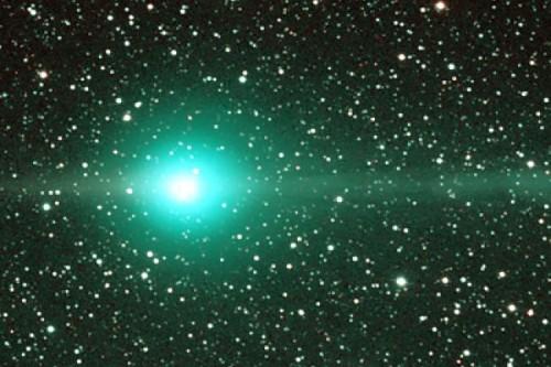 Cometa verde, in arrivo un evento astronomico mozzafiato