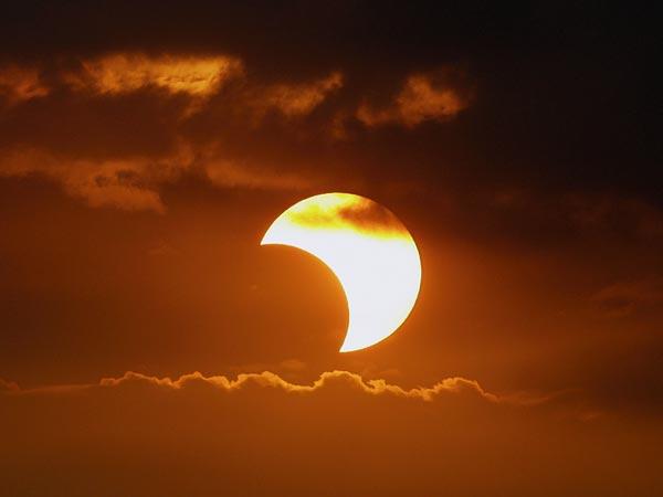 Eclissi solare mercoledì 9 marzo, spettacolo imperdibile e affascinante